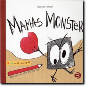 Kinderbuch Mamas Monster
